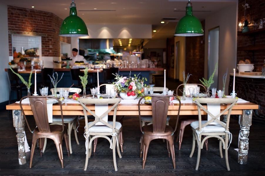 The Kitchen Denver Wedding 2 - Bare Root Flora   Colorado ...